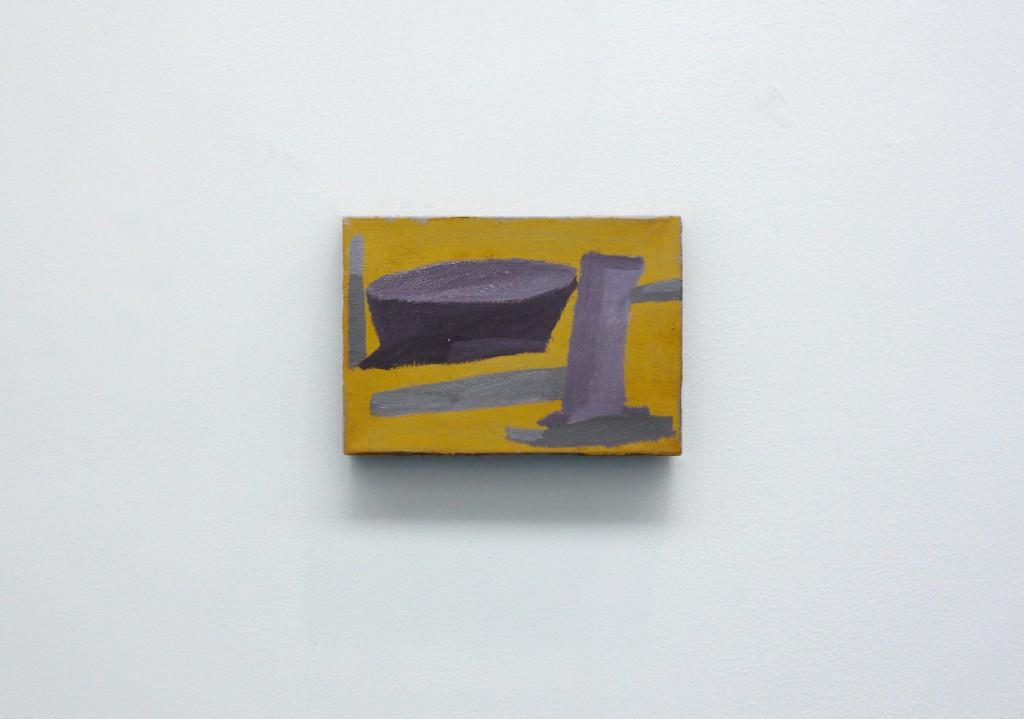 """""""La baie des singes"""", 16x22cm, oil, canvas, 2013"""